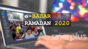 Covid-19 : Platform e-bazar Ramadan belian atas talian