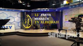 11 Fakta Menarik TV AlHijrah Sepanjang PKP