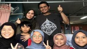 Keluarga 'Tiktok' jalani tempoh kuarantin 14 hari selepas disahkan sembuh