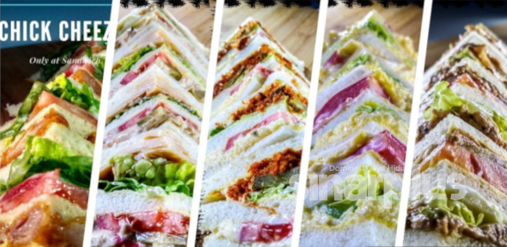 Sandwich Terliur, idea PKP