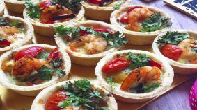 Cuba buat Seafood Tomyum Quiche di rumah!