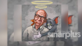 Pengarah legenda Tom and Jerry dalam kenangan