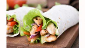 Resipi Tortilla Wrap mudah dan sedap!