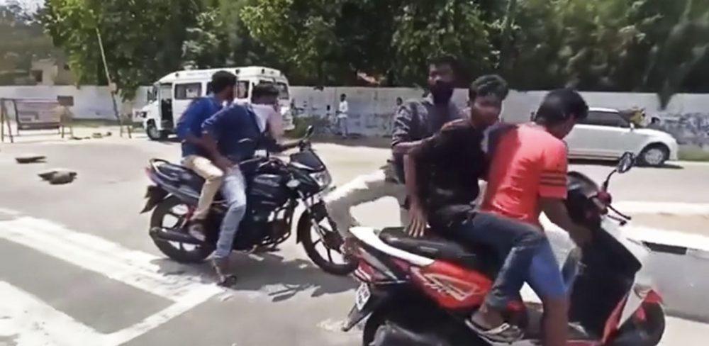 polis india