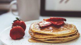 Resipi pancake untuk anak ramai