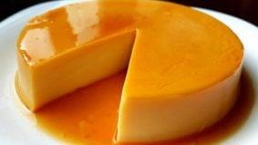 Resipi Puding Karamel tanpa telur yang mudah