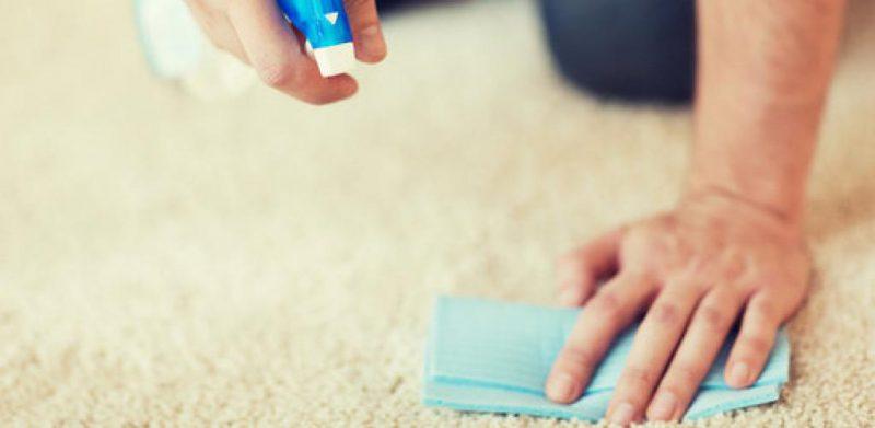 Mudah jer cuci karpet di rumah