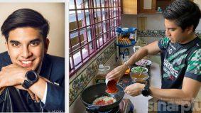 Viral resipi Asam Pedas Muar air tangan Syed Saddiq