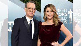 Tom Hanks, Rita Wilson harap darah mereka membantu penghasilan vaksin Covid-19