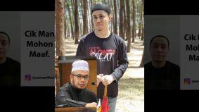 PU Azman mohon maaf, Dr Maza beri pujian