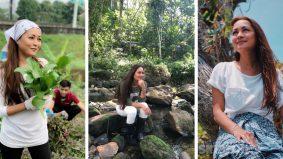 'Sayangi alam sekitar kita' -Maya Karin