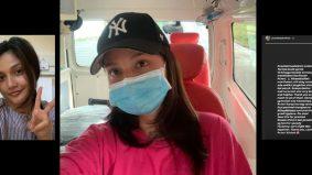Puteri still OK, cuma ada sedikit jangkitan virus kat paru-paru – Puteri Aishah