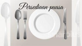 Persediaan Ramadan ketika PKP, apa yang perlu kita buat?