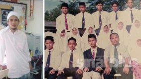 Ustaz Ebit dedah 'sejarah' sejak kecil, netizen 'korek' foto lama