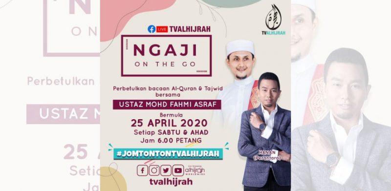 Ngaji On The Go