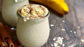 Resipi oat untuk orang diet, sedap dimakan waktu pagi