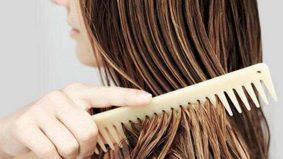 Sikat cara betul untuk kuatkan rambut