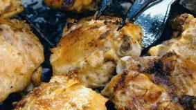 Resipi ayam panggang sedap dan simple!