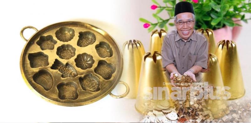 Ramadan bulan pembuka rezeki buat tukang acuan tembaga