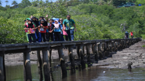 Apa cerita pelajar di pedalaman sepanjang PKP?