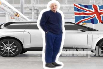 Jutawan Britain gagal pasarkan projek kereta elektrik elak rugi besar!