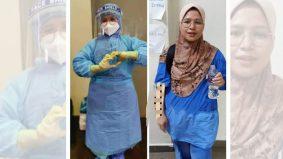 Dr Noor Hisham kongsi kisah semangat jururawat kematian anak ini ketika Covid-19…