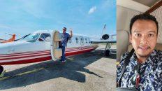 Pemuda ini kongsi 11 nasihat emas jutawan senyap dari Kelantan ketika naik jet peribadi hartawan itu
