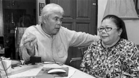 Isteri Ahmad Tarmimi Siregar meninggal dunia