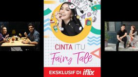 Cinta Itu Fairy Tale, eksklusif di iflix