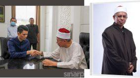 Hikmah Ramadan: Jackie Jamior lafaz syahadah depan Menteri Hal Ehwal Agama