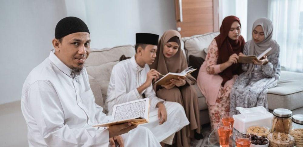 Merangkak-rangkak baca al-Quran