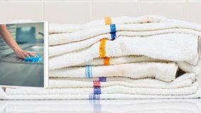 Tip berkesan jadikan 'kain buruk', bersih seperti baharu