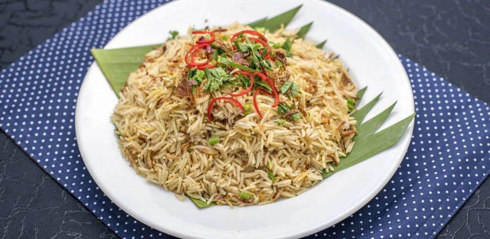 nasi briyani
