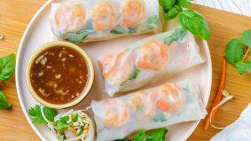 Cara buat Popia Vietnam dan sos dengan mudah