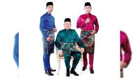 Bossku buat comeback, jadi model baju Melayu tarik perhatian warganet