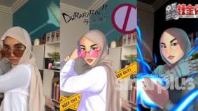 Video Tiktok gadis tunjuk bakat bertukar Anime curi tumpuan
