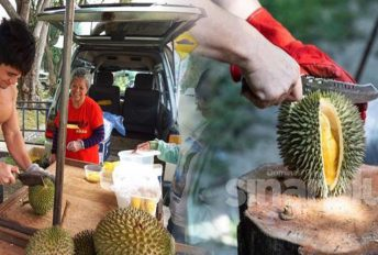 Durianman cari abang sado untuk isi jawatan kosong
