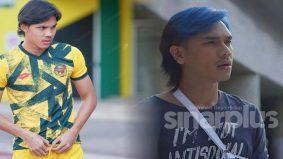 Pemain bola 'Budak Jitra' paling hot, iras pelakon Aedy Ashraf