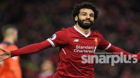 Di sebalik kejayaan Liverpool, siapa Salah?