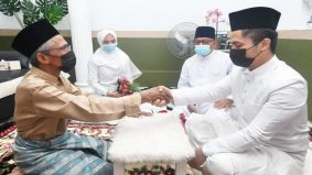 Majlis perkahwinan dah dibenarkan, maksima lima jam