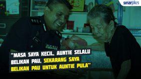 ACP Petaling Jaya ziarah jiran lama imbau kisah lalu