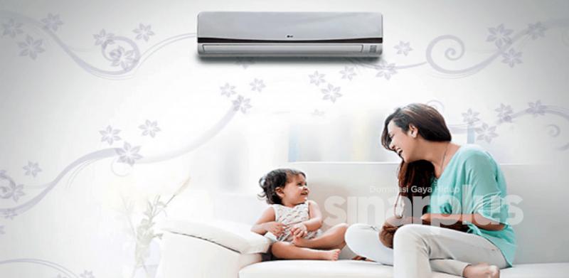6 Cara mudah jimat bil elektrik penggunaan aircond rumah