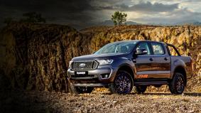 Ford Ranger baru kini lebih mengancam