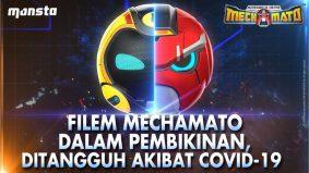 Tangguh tayang Mechamato Movie akibat Covid-19