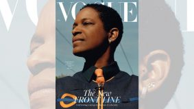 Pemandu kereta api tak sangka jadi penghias muka depan Vogue