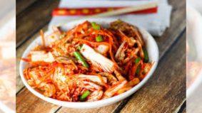 Kimchi isi cencaluk pun sedap weh… Cubalah!