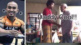 [VIDEO] Video sentuh hati warganet, Azizul Hasni Awang kongsi tentang bapanya dalam rakaman itu
