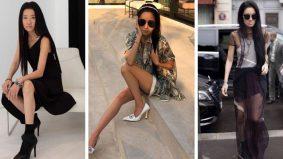 Anggun bergaya pada usia 71 tahun, pereka fesyen popular kekal ranggi