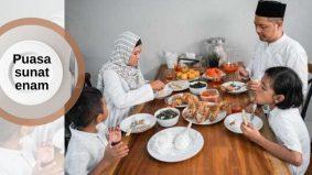 Sesiapa yang berpuasa pada bulan Ramadan, diikuti enam hari bulan Syawal, seolah berpuasa sepanjang tahun