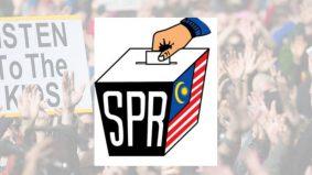 Usah teruja sangat ya… Pendaftaran pengundi 18 tahun belum dilaksanakan!